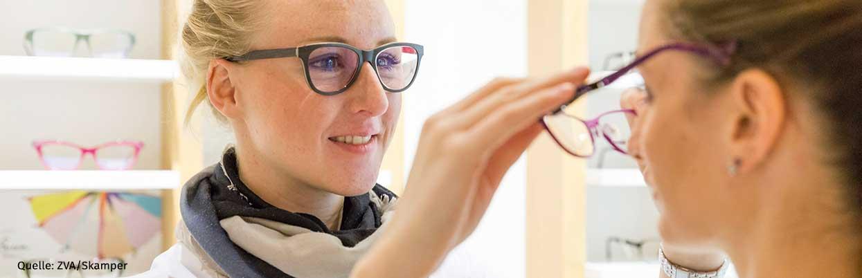 Tag des (guten) Sehens: Augenoptiker erste Anlaufstelle!