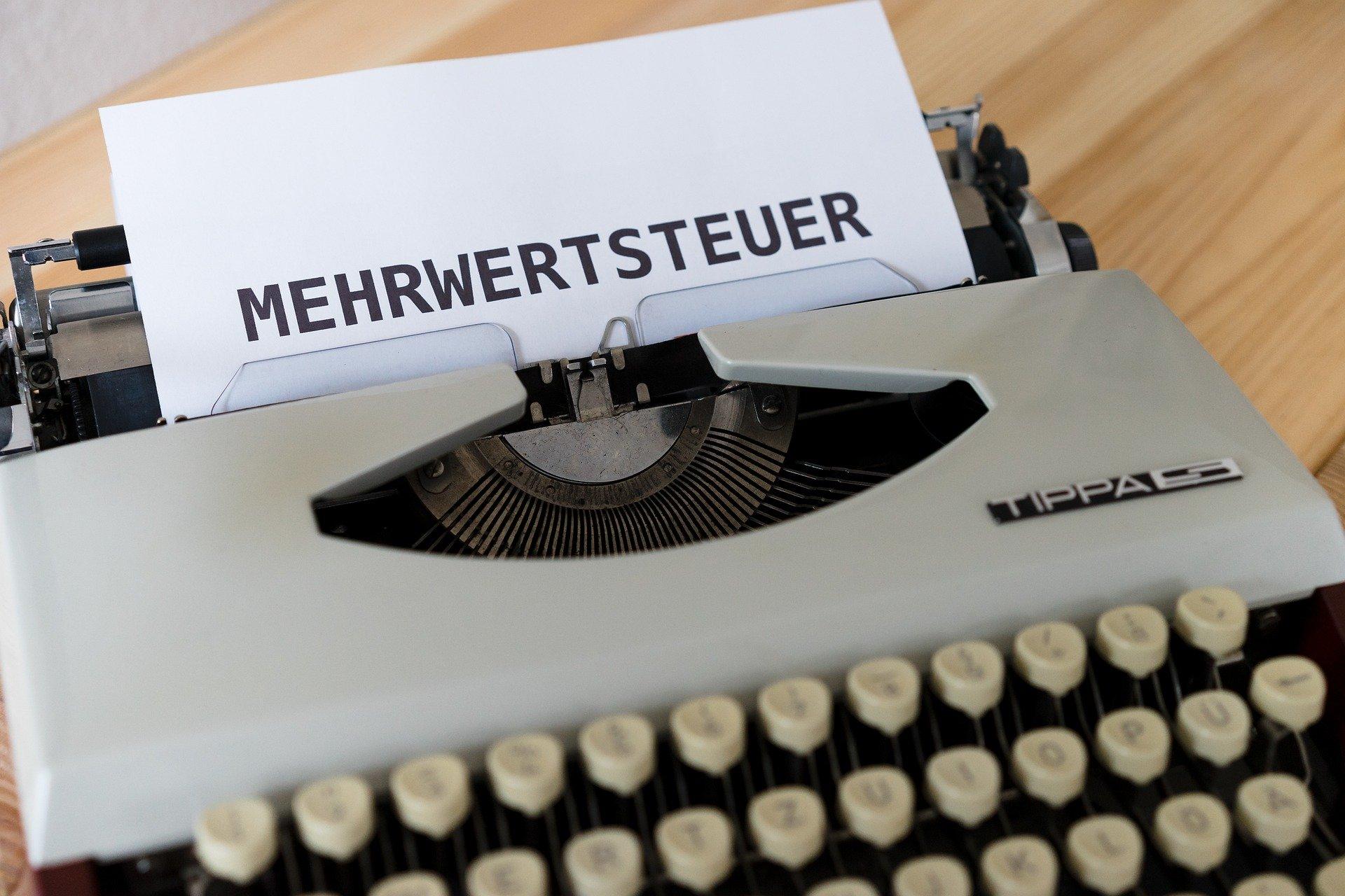 MEHRWERTSTEUER-ABSENKUNG – Wir machen mit!!